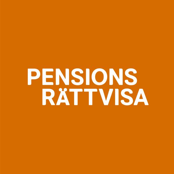 Branding - Pensionsrättvisa thumb