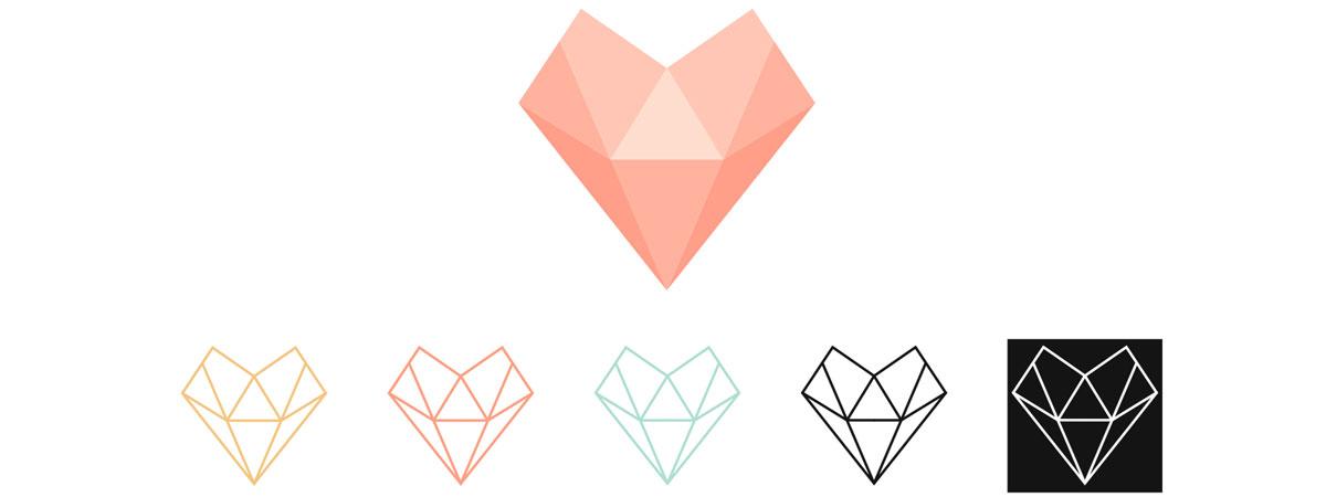SquareHearts logo