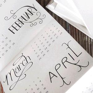 Calendar - Studio Ephemera thumb