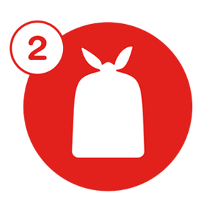 Disposal bag - apotea.se thumb